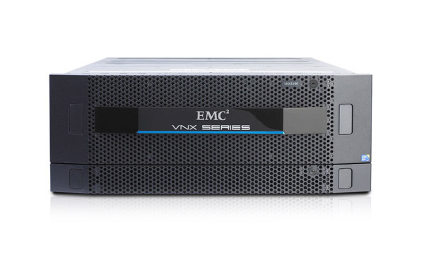Network Storage With Black Enclosure