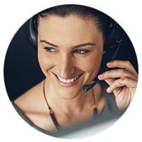 Client on call with desktop support representative