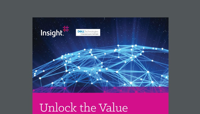 Unlock the Value of Your Data ebook available to download below