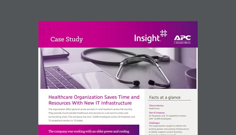 Keeping School in Session with EcoStruxure IT case study cover
