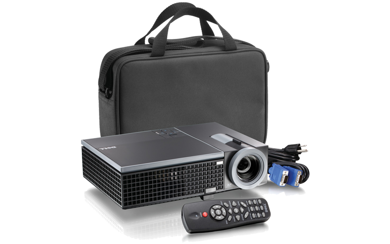 Dell 1510X Projector set